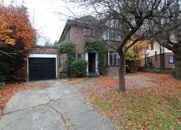 Thumbnail 3 bed detached house for sale in Burgh Mount, Banstead
