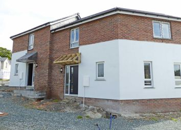 Thumbnail 2 bed semi-detached house for sale in Rydon Fields, Holsworthy, Devon