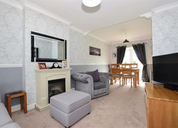 Thumbnail 2 bed end terrace house for sale in Greenhill Road, Northfleet, Gravesend, Kent