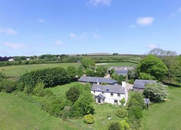 Thumbnail 4 bedroom equestrian property for sale in Mary Tavy, Tavistock