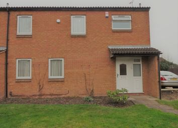 Thumbnail 3 bedroom semi-detached house for sale in Pendlebury Drive, Leicester, Leicestershire