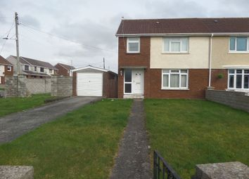Thumbnail 3 bed terraced house for sale in Harddfan, Bryn, Llanelli