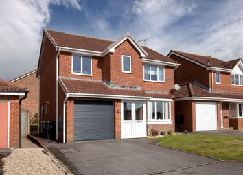 Thumbnail 4 bed detached house to rent in Linden Park, Shaftesbury, Dorset