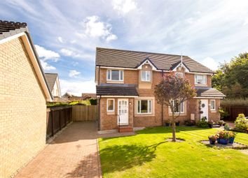 Thumbnail 3 bed semi-detached house for sale in Ferguson Court, Musselburgh, East Lothian