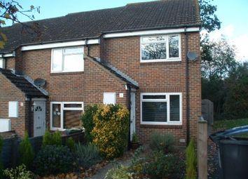 Thumbnail 2 bed semi-detached house to rent in Brungers Walk, Tonbridge