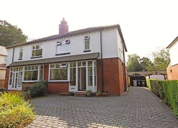 3 bed semi-detached house for sale in Hazelbadge Road, Poynton, Stockport SK12