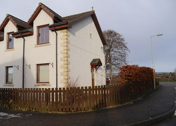 Thumbnail 2 bed flat for sale in Castle Close, Invergordon