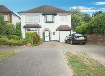 Thumbnail 5 bed detached house for sale in Northfield Avenue, Pinner