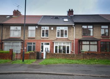 Thumbnail 4 bed terraced house for sale in Teewell Avenue, Staple Hill