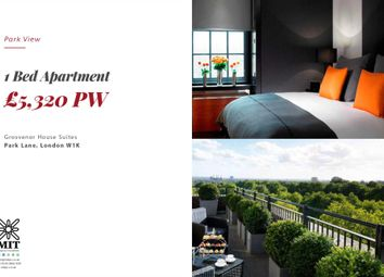 Thumbnail 1 bed flat to rent in Park Lane, London