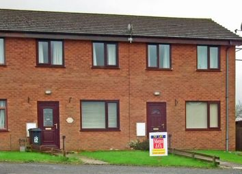 Thumbnail 2 bed terraced house to rent in 12 Brynteg, Llandrindod Wells, Powys
