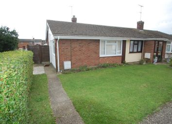 Thumbnail 2 bed terraced bungalow to rent in Bijou Close, Tiptree, Colchester