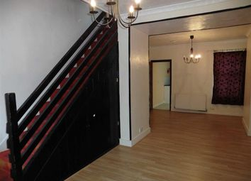Thumbnail 3 bed terraced house to rent in Stanley Road, Grays