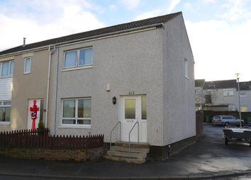 Thumbnail 2 bedroom terraced house for sale in Kincaidston Drive, Ayr