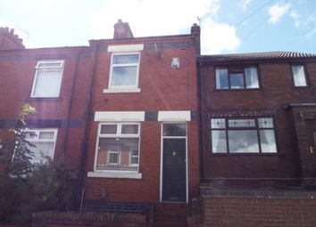 Thumbnail 2 bedroom terraced house to rent in Oxford Street, Penkhull, Stoke-On-Trent