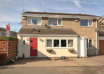 Thumbnail 3 bed semi-detached house for sale in Bowness Close, Dronfield Woodhouse, Dronfield, Derbyshire