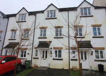 Thumbnail 3 bed terraced house to rent in Austen Close, Par, Cornwall