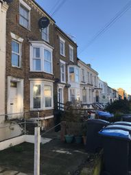 Thumbnail 1 bed flat to rent in Godwin Road, Margate