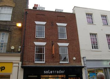 Thumbnail 2 bed property to rent in Eastbridge Hospital, High Street, Canterbury