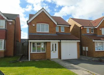 Thumbnail 3 bed detached house for sale in Horsley View, Wallsend