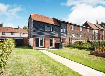 Thumbnail 2 bed end terrace house for sale in The Whittles, Thaxted, Dunmow