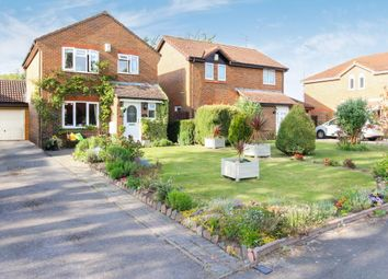 Thumbnail 3 bed detached house for sale in Sussex Gardens, Fleet