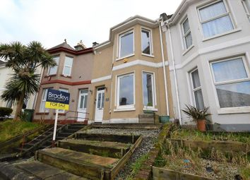 Thumbnail 3 bed terraced house for sale in St. Georges Terrace, Plymouth, Devon