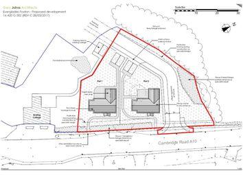 Thumbnail Land for sale in Cambridge Road, Foxton, Cambridge