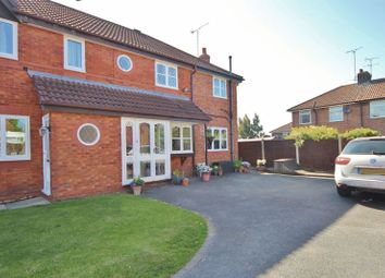 Thumbnail 3 bed semi-detached house for sale in Windermere Close, Little Neston, Neston