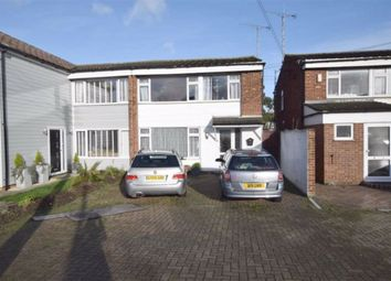 3 bed semi-detached house to rent in Eversley Road, Benfleet, Essex SS7