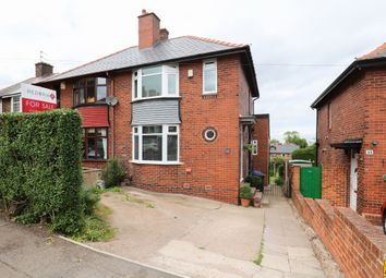 Thumbnail 3 bed semi-detached house for sale in Thorpe House Avenue, Sheffield