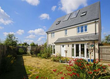 Thumbnail 5 bed detached house for sale in Trafalgar Drive, Brooklands, Milton Keynes