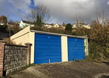 Thumbnail Parking/garage for sale in Garages 3 & 4, Sandfords Gardens, Torrington, Devon