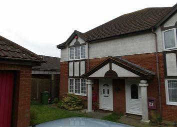 Thumbnail 3 bedroom property to rent in Forrabury Avenue, Bradwell Common, Milton Keynes