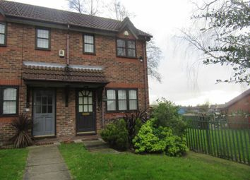 Thumbnail 2 bed town house for sale in Jasmine Court, Huyton, Liverpool