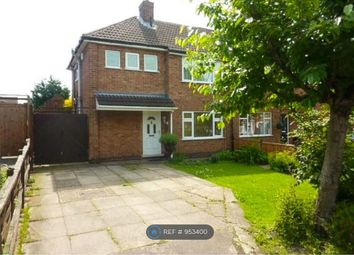 3 bed semi-detached house to rent in Stenson Road, Derby DE23