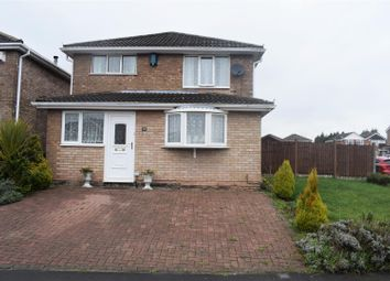 Thumbnail 3 bed detached house for sale in Cumberland Drive, Nuneaton