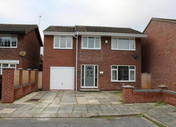 Thumbnail 4 bed detached house for sale in Scaftworth Close, Doncaster, South Yorkshire