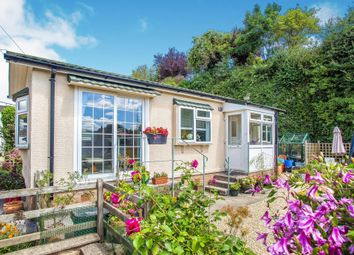 Thumbnail 1 bed mobile/park home for sale in Quarr Lane Park, Quarr Lane, Sherborne