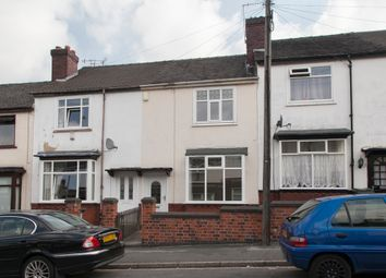 Thumbnail 2 bed terraced house for sale in Leigh Street, Burslem, Stoke-On-Trent