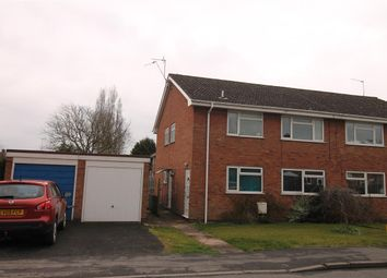 Thumbnail 2 bed flat for sale in Littlewoods Green, Studley, Warwickshire, Studley