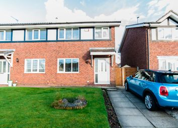 Thumbnail 3 bed semi-detached house to rent in Otmoor Way, Royton