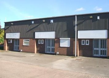 Thumbnail Light industrial to let in Unit 19, Fenton Industrial Estate, Dewsbury Road, Fenton, Stoke On Trent, Staffordshire