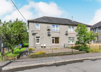 Thumbnail 1 bed flat for sale in Longbar Avenue, Glengarnock, Beith