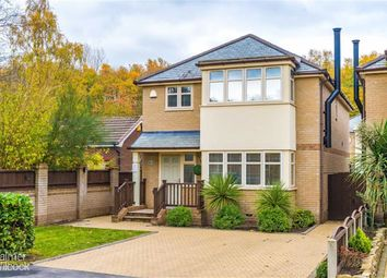 Thumbnail 4 bed detached house for sale in Green Lane, Leigh, Lancashire