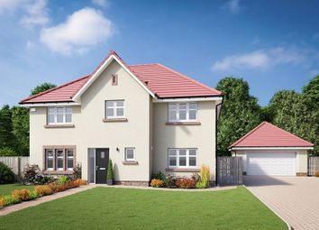 "Thumbnail 4 bed detached house for sale in ""The Elliot"" at Edinburgh Road, Belhaven, Dunbar"