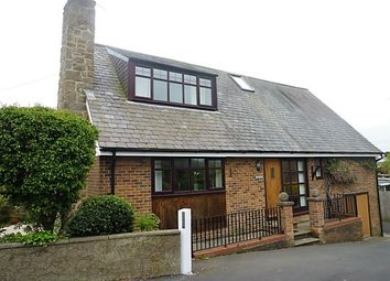 Thumbnail 4 bed detached house for sale in Mill Lane, Seghill, Northumberland