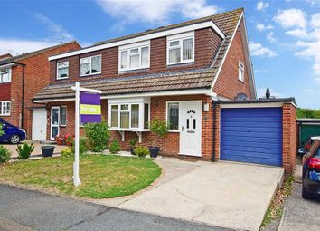 Thumbnail 3 bed semi-detached house for sale in Bynghams, Harlow, Essex