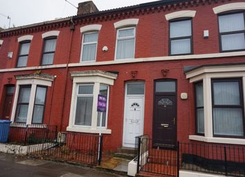Thumbnail 2 bed terraced house for sale in Claribel Street, Liverpool