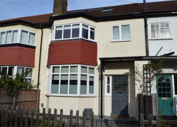 Thumbnail 4 bed terraced house for sale in Cross Deep Gardens, Twickenham